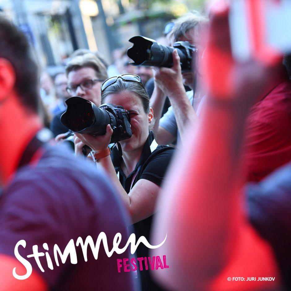 STIMMEN 2019: Festivalfotografie